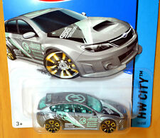 Hot Wheels Subaru WRX STi Treasure Hunt - New/Sealed/VHTF