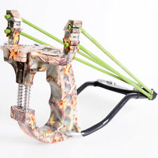 Powerful Sniper Catapult Hunting Arrow Slingshot Strong Wrist Rest Sling shot