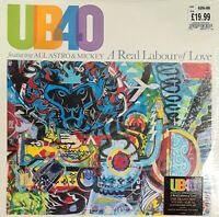 UB40 - REAL LABOUR OF LOVE , New 2x LP,coloured Vinyl - Read - #1