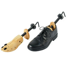 Adult Wood Shoe Stretchers - Set of 2 for Left and Right Foot - Large