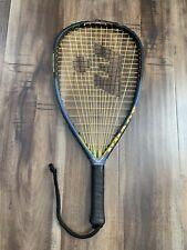 Racquetball Racket E-Force Chaos Adult Carbon Longstring Quadraform