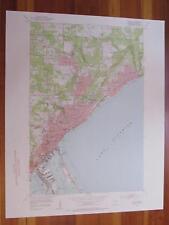 Duluth Minnesota 1955 Original Vintage USGS Topo Map