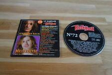 SEBASTIAN BACH - MEGADETH - BENEDICTUM - BRAINSTORM - GLYDER - CD ROCK HARD 72