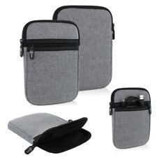 GK line bolsa estuche funda estuche eBook Reader para Tolino Shine, 3 funda protectora gris