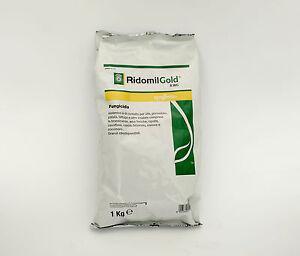 RIDOMIL GOLD R WG Fongicide antiperonosporico sistemico 1 Kg