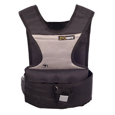 30LBS Womens Weighted Vest W/ CELLPHONE POCKET ZFOsports  Weights Included
