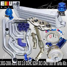 Precision 5431 T3/T4 Turbo Kits fit 02-06 Acura RSX 2.0 DOHC 160HP K20A3 DC5 ONL