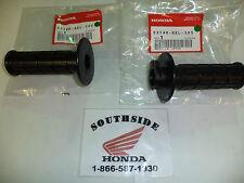 HONDA HANDLEBAR GRIP SET & THROTTLE TUBE XR50R CRF50F 2000-2013 53140-GEL-305