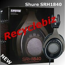 Shure SRH1840 Professional Open Back Headphones Free US 48 State Shipping!