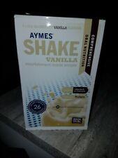 vanilla aymes build up milkshakes 2 boxes