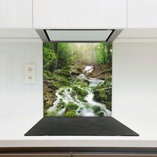 Kitchen Glass Splashback Heat Resistant Toughened Glass 60x65cm 15551971