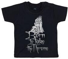 Camisetas negros para niños de 0 a 24 meses