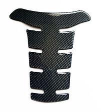 Aprilia Tuono V4 R Shiver authentic Carbon Fiber Tank Protector Pad Sticker trim