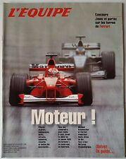 L'Equipe Magazine 1/03/2001; Guide de l'année Formule 1