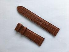 Frank Muller Original Alligator Brown Strap 18/16mm - Cinturino Originale