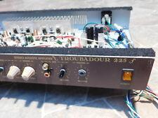 Vintage Ibanez Troubadour 225 AMPLIFICATORE ta225 amp ELETTRONICA CON MOLLA Hall
