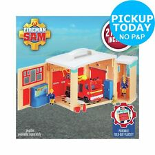 Fireman Sam Pontypandy Fire Station Playset.