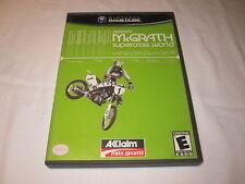 Jeremy McGrath SuperCross World (Nintendo GameCube) Game Complete Excellent!