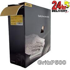 Mirka Goldflex P500 Perforated Roll - 200 Sanding Pads