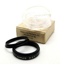 OMAG 27mm FILTER RING