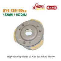 TZ-31 125cc 150cc Clutch Shoe Plate GY6 Parts Chinese Scooter Motorcycle 152QMI