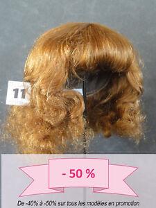 50% Promo Wig Doll T11 (34cm) 100% Hair Mi Longue-Doll Wig