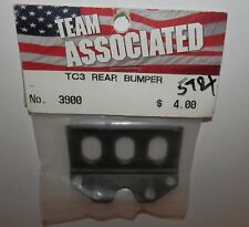 Team Associated TC3 Rear Bumper #3900 NIP