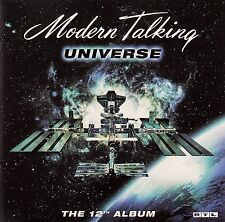 MODERN TALKING : UNIVERSE (THE 12TH ALBUM) / CD - NEU
