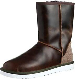 Ugg Boots - M - Classic Short Leather - 1003948 M / STT - UK 10 / EU 44