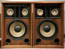 Sansui SP-2500 3-Way 5-Drivers High Power Speakers Tested Very Good Condition.