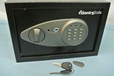 Sentrysafe Sentry Home Safe Keyed 11 x 10 x 8 Inch X041E Solid Steel