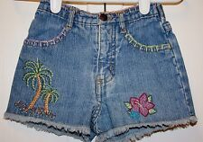 GUESS JEAN SHORTS - Size 24 Months
