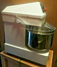 More details for 10l commercial spiral dough mixer 5kg dough capacity with timer 10 litres pizza