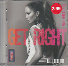 "Jennifer Lopez - Get Right (3"") Mini Pock it CD 2005 Hip Hop"