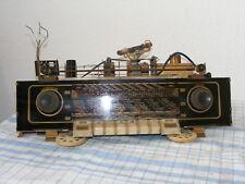 Loewe Opta Röhrenradio Chassis +++ Skalenscheibe für Bastler
