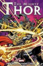 Mighty Thor Vol 3 by Matt Fraction & Barry Kitson 2012 TPB Marvel Comics