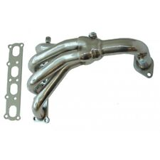 Manzo Stainless Steel Header Fits Protege 5 01-03 ES DX LX MP3 2.0L 4Cyl TP-075
