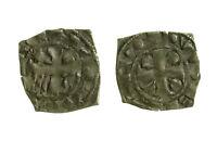 s21_2) ROMA Senato romano sec. XIII-XIV denaro provisino