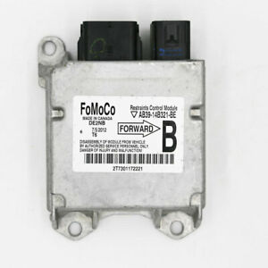 For Ford Ranger AIRBAG Control MODULE Restraints AB39-14B321-BE AB3914B321BE OEM