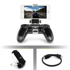 Smart Phone Clip Clamp Mount Holder for Gamepad Joystick PS4 Game Controller