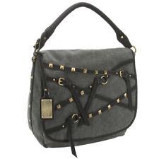 Buffalo David Bitton Elizabeth Foldover Handbag - Black