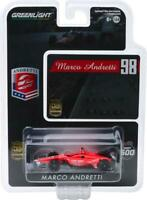 GREENLIGHT 10854 Marco Andretti 50th Anniversary Indy 500 Victory Tribute 1:64