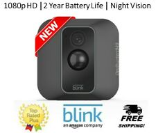 Add-on Blink XT Home Security Camera HD Video Works with XT2 Alexa NEW IN BOX!