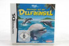 Abenteuer auf der Delfininsel (Nintendo DS/2DS/3DS) Spiel OVP, PAL, CIB SEHR GUT