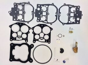 ROCHESTER QUADRAJET CARBURETOR KIT 1972-1979 CHEVY GMC TRUCK 350-402-454 FLOAT