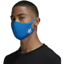 adidas Face Mask, Blue - M/L