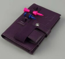 Golf Wallet, Purple T2G , Synthetic leather, essentials for the golf course