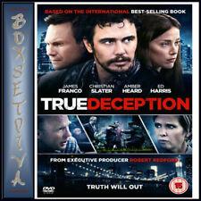 True Deception 5027035014326 DVD Region 2
