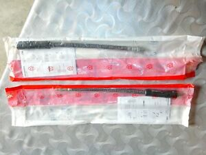 paire flexibles de freins avants TRW pour PEUGEOT 206 ( modèles dans le texte )