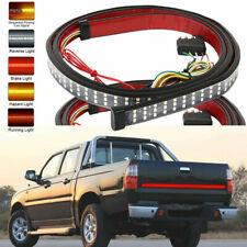 150cm LED Car Red&White&Yellow Strip Rear Trunk Tail Lights Streamer Brake&Turn